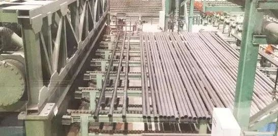 黑龙江建龙180球王会APP热处理生产线正式投产